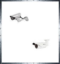 Цилиндрические камеры с ИК (кронштейн в комплект не входит)