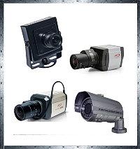 AHD видеокамеры корпусные