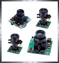 AHD модульные камеры