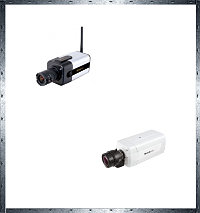 Корпусные C/CS камеры
