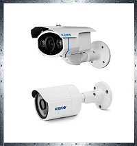 IP камеры уличные с кронштейном 2,43 Mpx