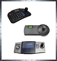 Пульты управления видеонаблюдения