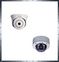 Купольные видеокамеры