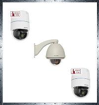 Купольные поворотные PTZ IP камеры Beward