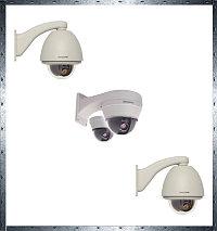 Скоростные купольные PTZ видеокамеры Beward