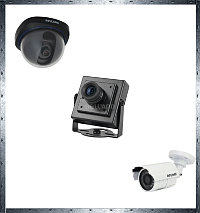 Аналоговые видеокамеры Beward