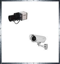Корпусные камеры видеонаблюдения Beward