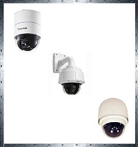 High Speed PTZ Cameras