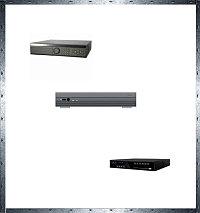 Видеорегистраторы 4-х канальные HD-SDI