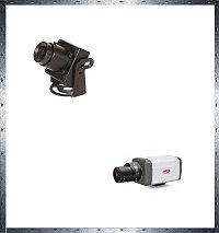 Корпусные HD-SDI видеокамеры