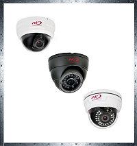 Купольные HD-SDI камеры