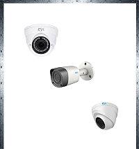 HD-CVI видеокамера 1 Mpx
