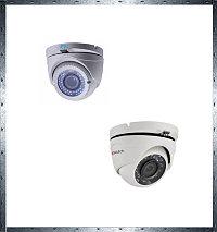 HD-TVI купольные камеры 2 Mpx